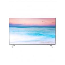 """Телевизор Philips 50PUS6654 50"""" (2019), серебристый металлик"""