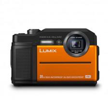 Фотоаппарат Panasonic Lumix DC- FT7 оранжевый