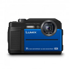 Фотоаппарат Panasonic Lumix DC- FT7 синий