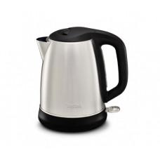 Чайник Tefal KI 270D Confidence, нержавеющая сталь/черный