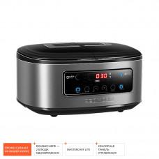 Мультиварка REDMOND RMC-MD200, серебристый/черный