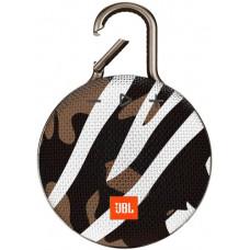 Портативная акустика JBL CLIP 3, camouflage