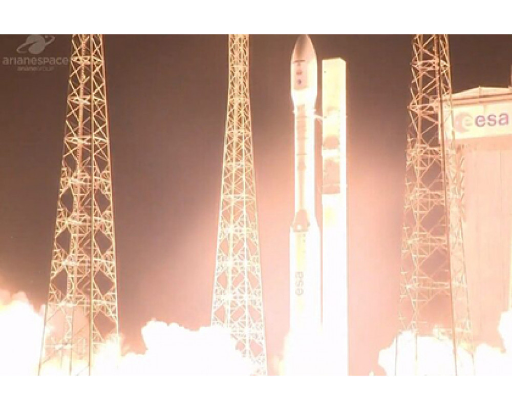 Авария ракеты Vega