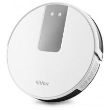 Робот-пылесос Kitfort КТ-571, белый