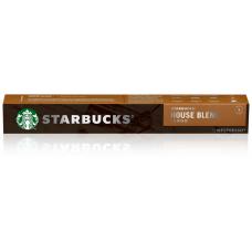 Кофе в капсулах Starbucks House Blend, 10 капс.