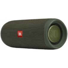 Портативная акустика JBL Flip 5 Green