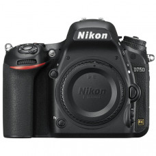 Фотоаппарат зеркальный Nikon D750 Body Black