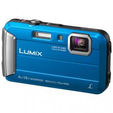 Фотоаппарат компактный Panasonic Lumix DMC-FT30 Blue