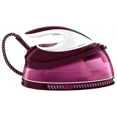 Парогенератор Philips GC7808/40 PerfectCare Compact розовый/белый