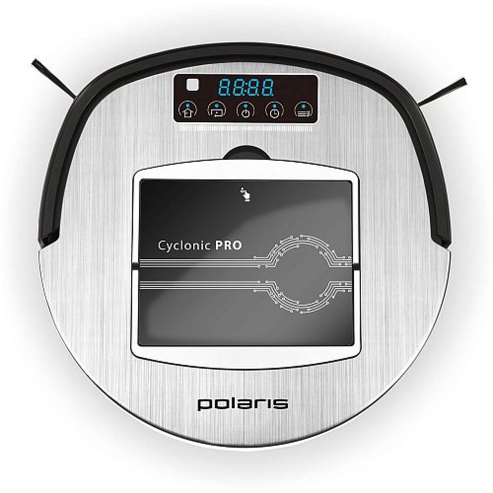 Робот-пылесос Polaris PVCR 3000 Cyclonic PRO Silver/Black