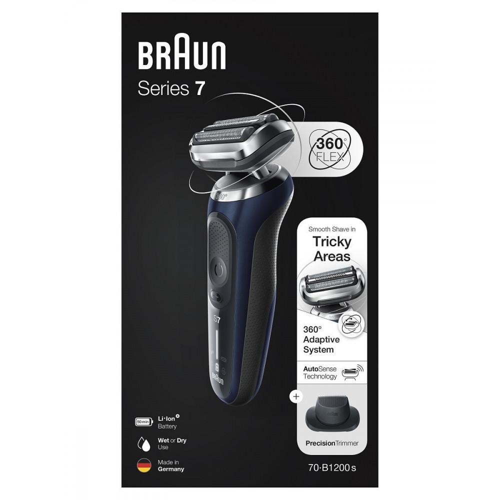 Электробритва Braun Series 7 70-B1200s Blue