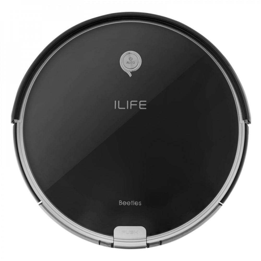 Робот-пылесос ILIFE V55 Pro Black