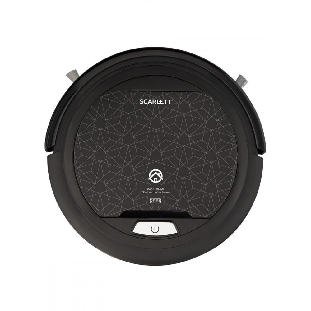 Робот-пылесос Scarlett SC-VC80R20 Black